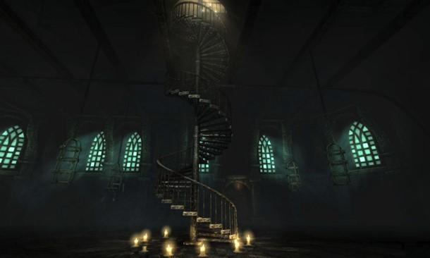 ¿Te atreverás a jugar el modo difícil en Amnesia?