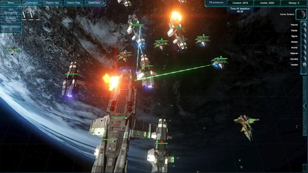 Tendremos Executive Assault 2 en Steam Early Access.
