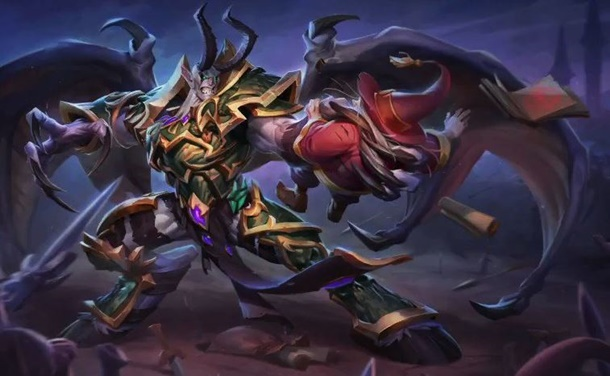 Tendremos a Mal'Ganis en Heroes of the Storm próximamente.