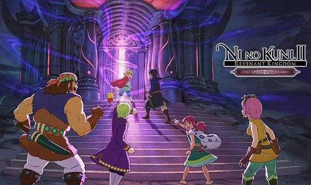 Primeros detalles sobre el primer gran DLC de Ni no Kuni 2.