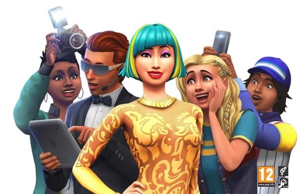 Anunciado Los Sims 4 Rumbo a la Fama, nueva expansión.