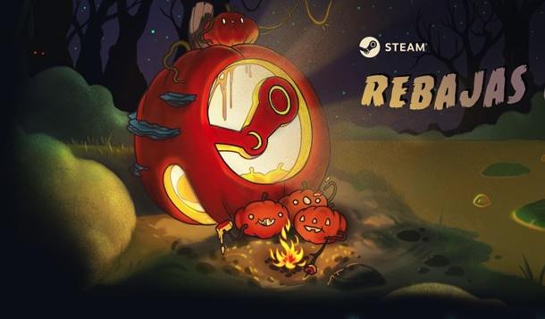 Descubre las ofertas de Halloween 2018 en Steam.