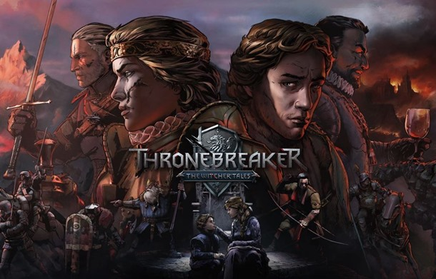 Gameplay de Thronebreaker The Witcher Tales.