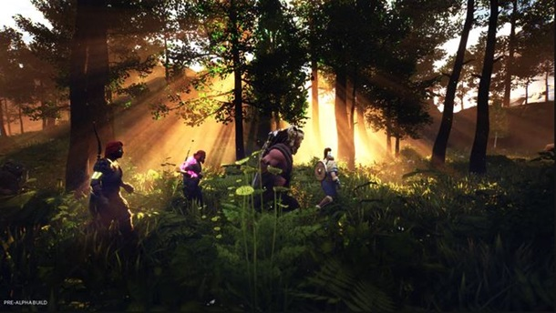Kickstarter de The Waylanders ya disponible.