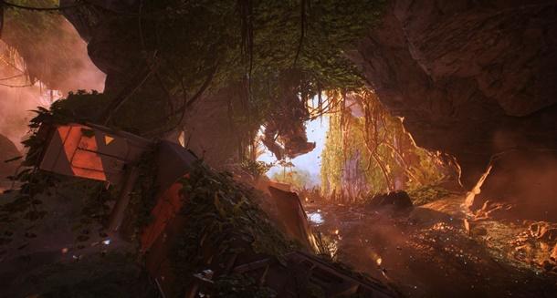 Nuevas imágenes de Anthem: encontraremos todo tipo de escenarios, con diferentes estructuras.