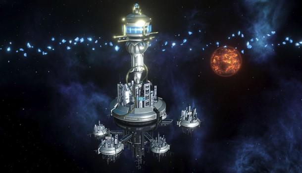 Tráiler y fecha de lanzamiento de Stellaris Megacorp.