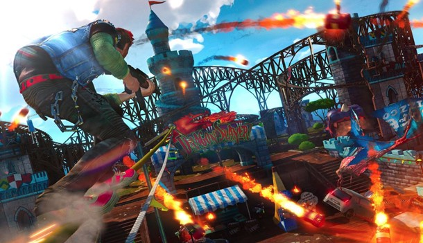 Ya puedes disfrutar de Sunset Overdrive en Steam y Windows 10.