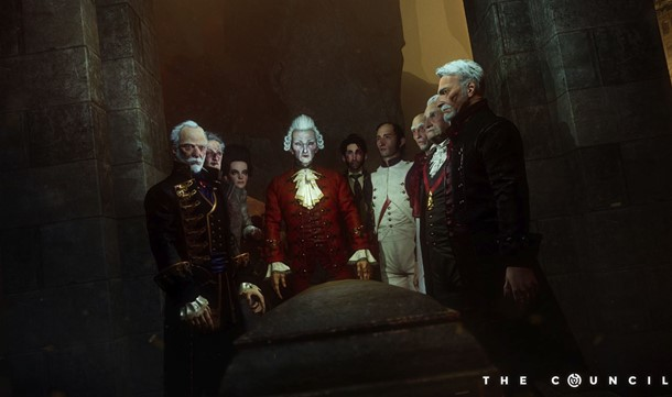 Primeros detalles del episodio final de The Council.