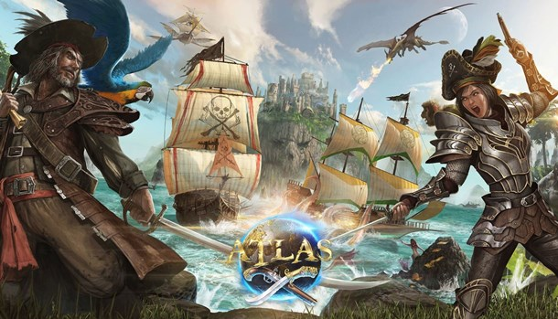 Ya está disponible ATLAS en Steam.