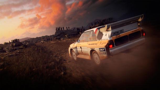 Disponible el tráiler de lanzamiento de DiRT Rally 2.0.