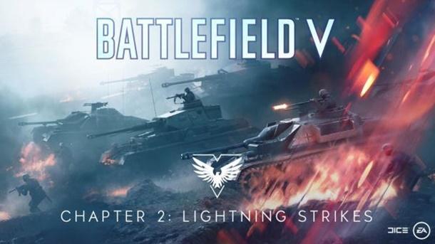 Capítulo 2: Relámpagos de Guerra ya disponible en Battlefield V.