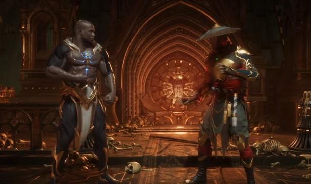 Anunciado Mortal Kombat 11 con un nuevo luchador: Geras.