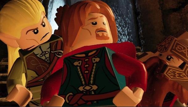 Desaparición de LEGO El Señor de los Anillos en tiendas digitales.