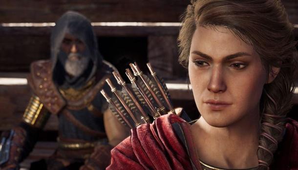 Nueva actualización de Assassin's Creed Odyssey en enero.