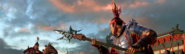 lanzamiento de Total War Three Kingdoms