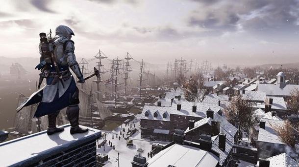 Assassin's Creed III Remastered se deja ver en un nuevo tráiler comparativo.
