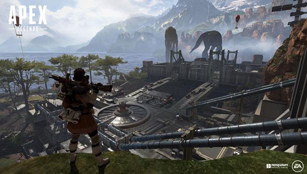 Así es el recién anunciado Apex Legends para PC y consolas.