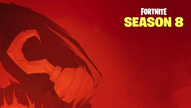 Primera pista acerca de la temporada 8 de Fortnite.
