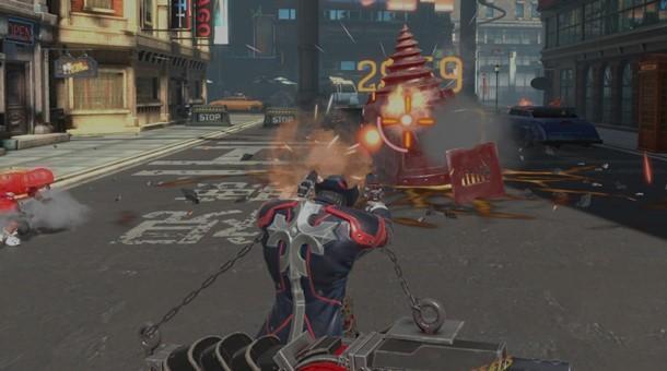 Ya conocemos los detalles del lanzamiento de GUNGRAVE VR en PC.
