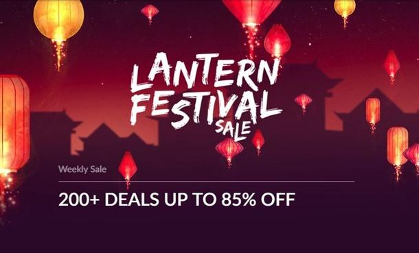 Hazte con nuevos juegos con grandes descuentos en las rebajas Lantern Festival Sale por el Año Nuevo Lunar en GOG.