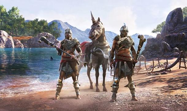 Detalles de la actualización de Assassin's Creed Odyssey en febrero.