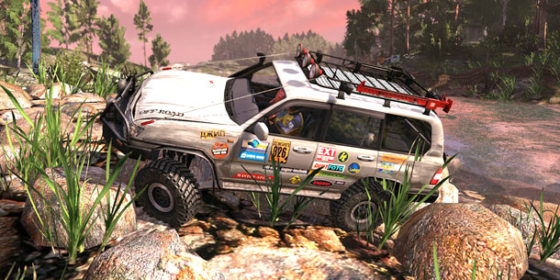 Consigue tu código de descarga de 4x4 Off Road Drive Simulator