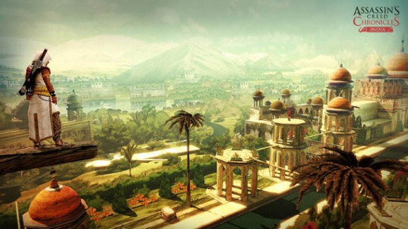 Assassin´s Creed Chronicles India