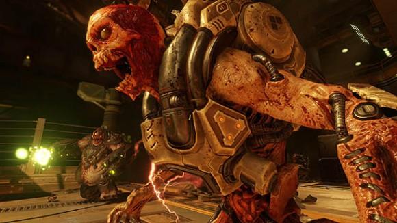 Primer actualización de Doom