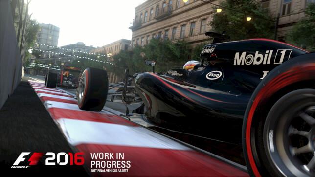 F1 2016 está ya a la venta