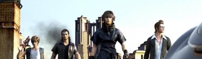 Versión PC de Final Fantasy XV