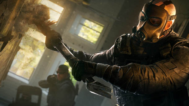 Rainbow Six Siege gratis en Steam