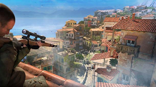 Nuevo tráiler de Sniper Elite 4