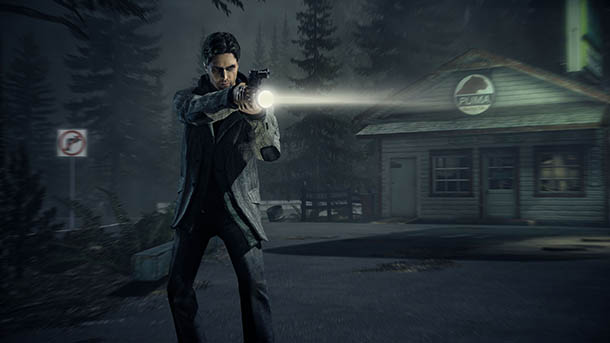 Alan Wake Returns