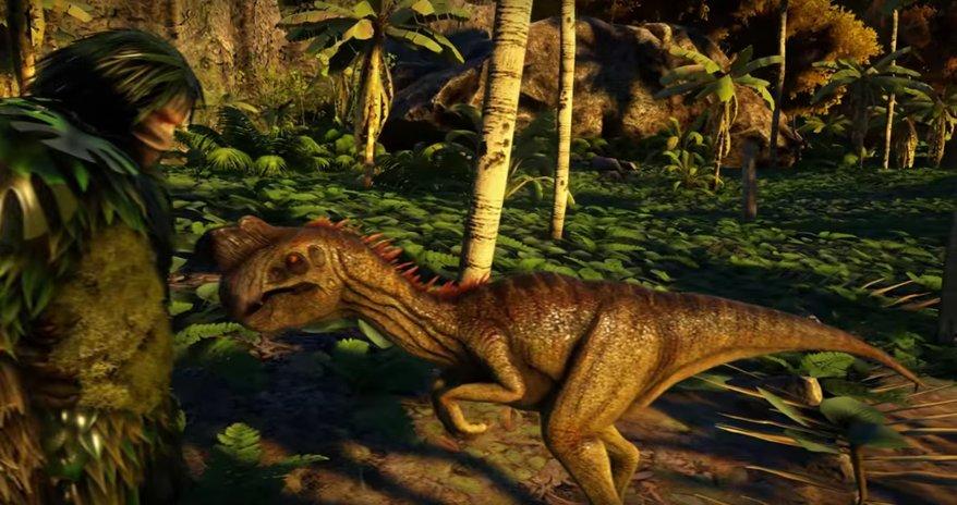 ark survival evolved nuevo dinosaurio