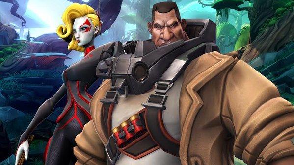 battleborn heroes nuevos