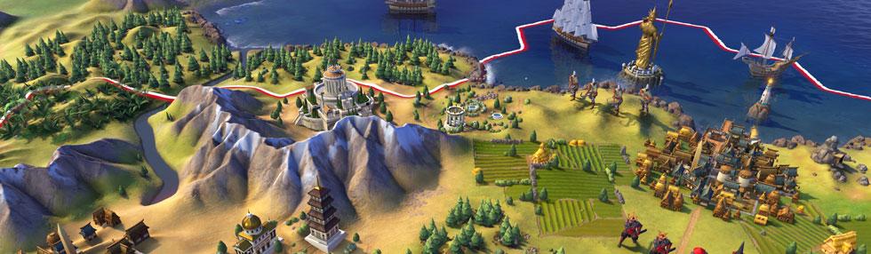 Firaxis y 2K anuncian oficialmente Civilization VI, que vuelve a la ambientación histórica y llegará en Octubre de este año.