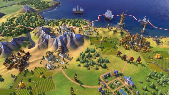 Más novedades para Civilization VI