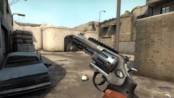 El revolver de Counter Strike Global Offensive ha sido nerfeado un poquito porque los usuarios se estaban quejando bastante, y con razón.