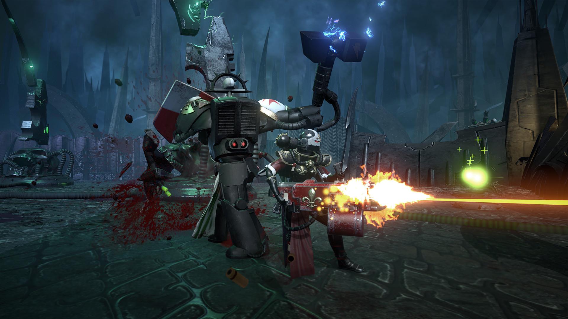 dark nexus arena warhammer