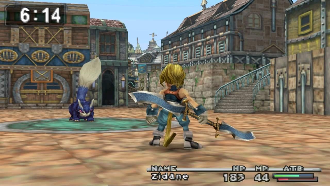 Imaginamos que no habrá prácticamente ningún cambio gráfico en la adaptación de Final Fantasy IX en PC.