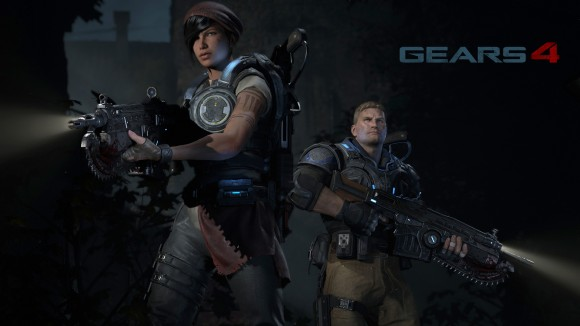 Gears of War 4 en PC
