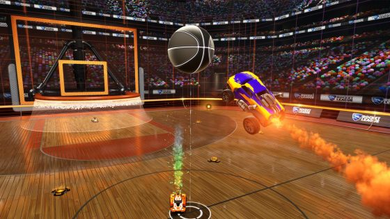 hoops rocket league
