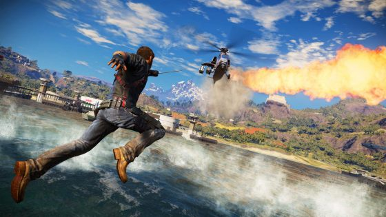 Multijugador de Just Cause 3