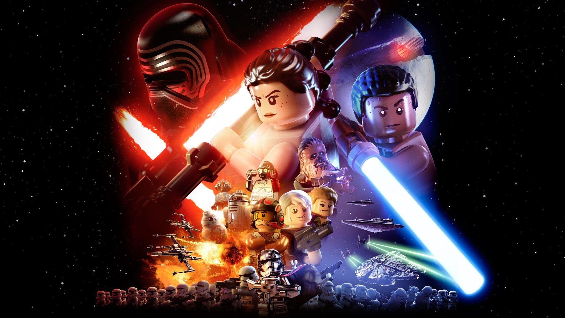 Hay que reconocer que Lego Star Wars El Despertar de la Fuerza tiene pinta de ser todo un pepinazo y bonito a más no poder.