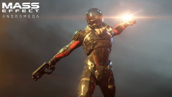 trailer con gameplay de Mass Effect Andromeda