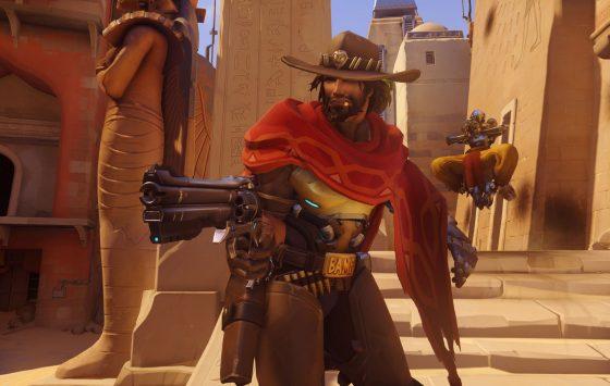 nuevos mapas y personajes de Overwatch