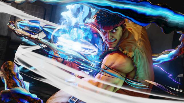 Capcom anuncia nuevas funciones de Street Fighter V.