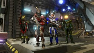 Cazadores Alienígenas para XCOM 2